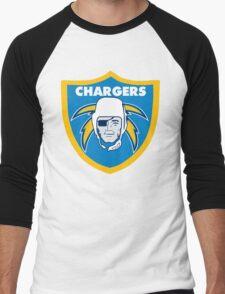San Diego Chargers Oakland Raiders Men's Baseball ¾ T-Shirt