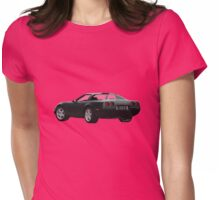 94 Corvette ZR-1 Three-Quarter Back Womens Fitted T-Shirt