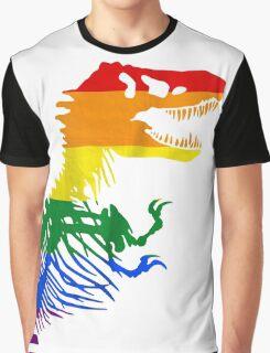 LGBT Rex Graphic T-Shirt