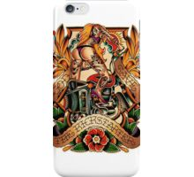 God Save the Kickstarter iPhone Case/Skin
