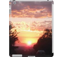 120 Degrees iPad Case/Skin