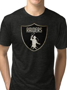 Raiders Tri-blend T-Shirt