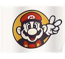 Mario Peace Poster