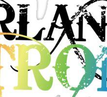 Orlando Strong Rainbow Sticker