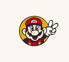Mario Peace by Studio Momo╰༼ ಠ益ಠ ༽