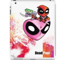 Deadpool Love iPad Case/Skin