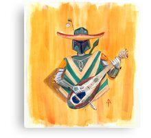 Boba Bandito! Canvas Print