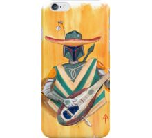 Boba Bandito! iPhone Case/Skin