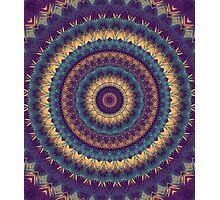 Mandala 083 Photographic Print