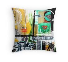 poster 27 Throw Pillow