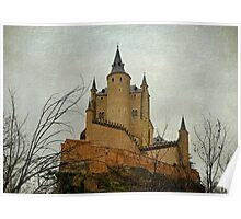 Alcázar de Segovia Poster