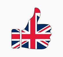 Thumbs Up United Kingdom Britain Unisex T-Shirt
