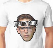 """Hey, that's pretty good"" - Idubbbz Unisex T-Shirt"