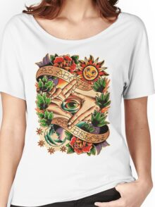 As Above So Below I Women's Relaxed Fit T-Shirt