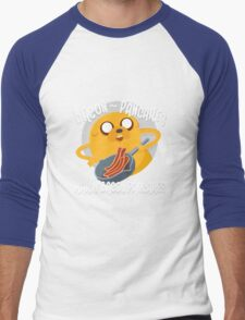Bacon Pancakes Men's Baseball ¾ T-Shirt
