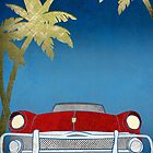 Classic Car by Janet Carlson