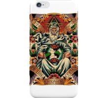 GOD II iPhone Case/Skin
