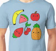Chibi Fruits Unisex T-Shirt