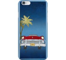 Classic Car iPhone Case/Skin