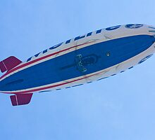 Metlife Blimp by Otto Danby II