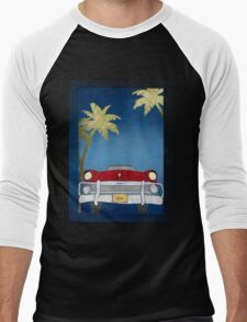 Classic Car Men's Baseball ¾ T-Shirt