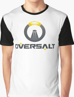 OVERSALT Graphic T-Shirt