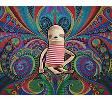 Trippy Sloth no. 1 Photographic Print