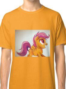 Scootaloo yay Classic T-Shirt