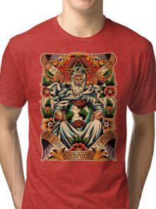 GOD II Tri-blend T-Shirt