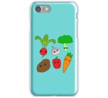 Chibi Veggies iPhone Case/Skin