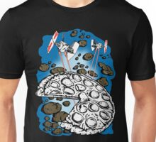 Sci Fi and Pizza Unisex T-Shirt