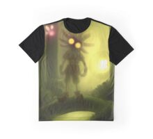 Skull kid is staring at you Graphic T-Shirt