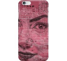 Last, long night in Mérida iPhone Case/Skin