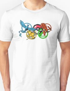 Pokè Games T-Shirt