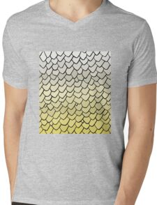 Viserion Scales Mens V-Neck T-Shirt