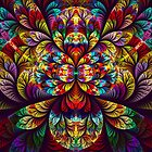 Elliptic Splits Rainbow by wolfepaw