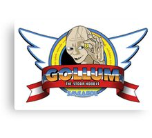 Gollum the Stoor Hobbit Canvas Print