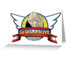 Gollum the Stoor Hobbit Greeting Card