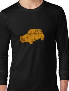 Citroen 2CV Long Sleeve T-Shirt
