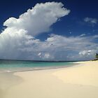 White Clouds, Anguilla by JCMM