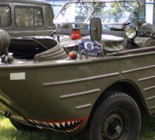 GAZ 46 Sticker