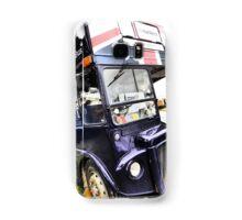 British bus Samsung Galaxy Case/Skin