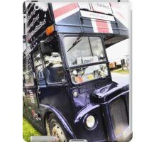 British bus iPad Case/Skin