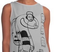 Pigeon Toed 2 Contrast Tank