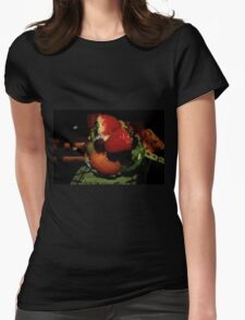 Just Dessert Womens Fitted T-Shirt