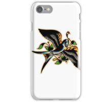 Swallow SC iPhone Case/Skin