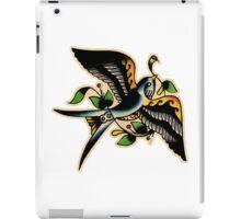 Swallow SC iPad Case/Skin
