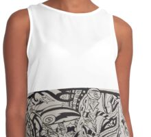 Brink of Insanity Contrast Tank
