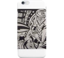 Brink of Insanity iPhone Case/Skin
