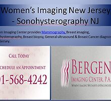 Women's Imaging New Jersey - Sonohysterography NJ by bergenimagingce